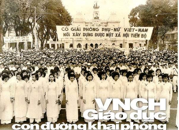 Hệ Thống Giao Dục Tại Miền Nam Trước Năm 1975 Nhan Bản Dan Tộc Va Khai Phong Sưphạm Ao Nau đalat